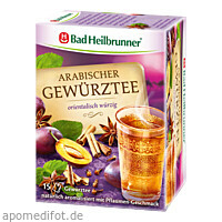 BAD HEILBRUNNER Tee arabischer Gewürztee Fbtl., 15X2.0 G, Bad Heilbrunner Naturheilm.GmbH&Co.KG