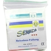 Senada Reiseboxfüllung, 1 ST, Erena Verbandstoffe GmbH & Co. KG