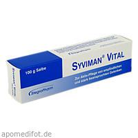 SYVIMAN VITAL Salbe, 100 G, Stegropharm GmbH