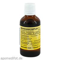 MERIDIANKOMPLEX 2, 50 ML, Meripharm GmbH Arzneimittelvertrieb