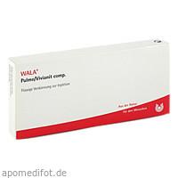 PULMO/VIVIANIT COMP, 10X1 ML, Wala Heilmittel GmbH