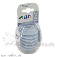 Avent Verschlußdeckel für Avent Flaschen, 6 ST, Philips GmbH