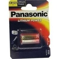 Batterie Lithium 3V CR 123A, 1 ST, Vielstedter Elektronik