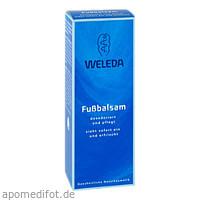 WELEDA FUSSBALSAM, 75 ML, Weleda AG