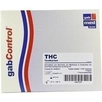 Drogentest THC Testkarte, 1 ST, Abbott Rapid Diagnostics Germany GmbH