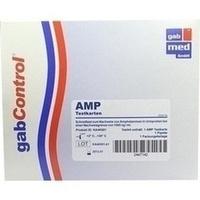 Drogentest Amphetamin Testkarte, 1 ST, Abbott Rapid Diagnostics Germany GmbH
