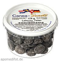 Lakritz-Taler Weichlakritz, 175 G, Pharma Peter GmbH