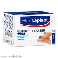 Hansaplast Elastic Fingerkuppenpflaster, 50 ST, Beiersdorf AG