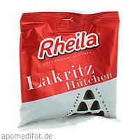 Rheila Lakritz Hütchen Gummidrops mit Zucker, 90 G, Dr. C. Soldan GmbH