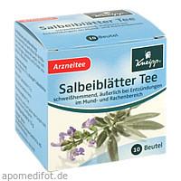 KNEIPP SALBEIBLAETTER, 10 ST, Kneipp GmbH