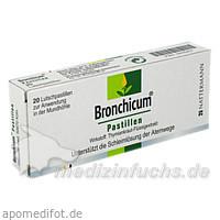 BRONCHICUM Pastillen, 20 ST, MCM Klosterfrau Vertriebsgesellschaft mbH