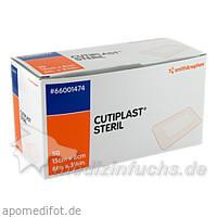 CUTIPLAST steriler Wundverband 15cmx8cm, 50 ST, Smith & Nephew GmbH