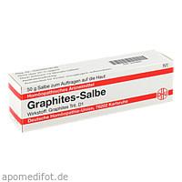 GRAPHITES, 50 G, Dhu-Arzneimittel GmbH & Co. KG