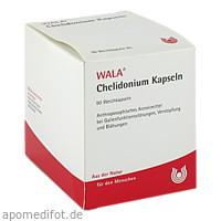 Chelidonium Kapseln, 90 ST, Wala Heilmittel GmbH