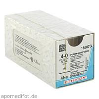 PERMA-HAND SEIDE schwarz geflochten 18507, 12 ST, Johnson & Johnson Medical GmbH