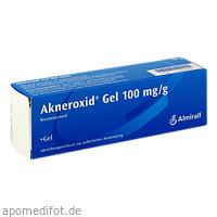 AKNEROXID 10, 50 G, Almirall Hermal GmbH