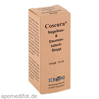 Nagelkau- & Daumenlutsch-Stopp Coscura, 10 ML, Axisis GmbH