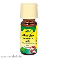 Abwehrkonzentrat mild vet, 10 ML, cdVet Naturprodukte GmbH