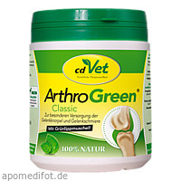 ArthroGreen Futterergänzung vet, 345 G, cdVet Naturprodukte GmbH