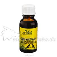 BirdVital Futterergaenzung vet, 20 ML, cdVet Naturprodukte GmbH