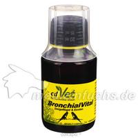 BronchialVital Ziervögel/Tauben, 100 ML, cdVet Naturprodukte GmbH