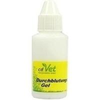 Durchblutungsgel vet, 100 G, cdVet Naturprodukte GmbH
