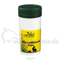 MicroMineral Nager, 25 G, cdVet Naturprodukte GmbH