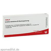 Urethra feminina Gl Serienpackung, 10X1 ML, Wala Heilmittel GmbH