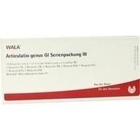 Articulatio genus Gl Serienpackung III, 10X1 ML, Wala Heilmittel GmbH