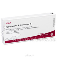 Hypophysis Gl Serienpackung III, 10X1 ML, Wala Heilmittel GmbH