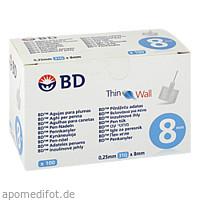 BD Pen-Nadeln 0.25x8mm, 100 ST, Medi-Spezial GmbH
