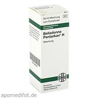 BELLADONNA PENTARKAN H, 50 ML, Dhu-Arzneimittel GmbH & Co. KG