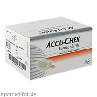 Accu-Chek TenderLink 13mm Kanüle, 10 ST, Roche Diabetes Care Deutschland GmbH