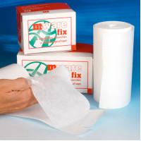 M-Ware Fix elast. Fixiervlies 10cmx10m, 1 ST, Diaprax GmbH
