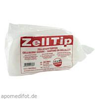 Zellstofftupfer Zell-Tip 4x5cm unsteril reinweiss, 2X520 ST, Diaprax GmbH