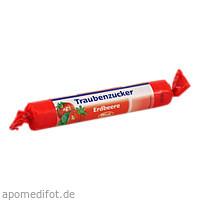intact Traubenzucker Rolle Erdbeere, 1 ST, Sanotact GmbH