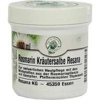 ROSMARIN KRAEUTERSALBE, 100 ML, Resana GmbH