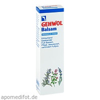 GEHWOL Balsam für normale Haut, 125 ML, Eduard Gerlach GmbH