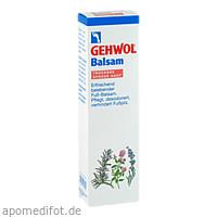 GEHWOL Balsam für trockene Haut, 125 ML, Eduard Gerlach GmbH