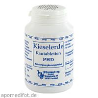 Kieselerde Kautabletten, 120 ST, Pharmadrog GmbH