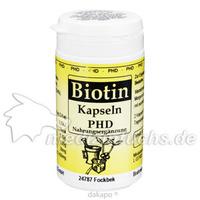 Biotin Kapseln, 60 ST, Pharmadrog GmbH