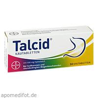 TALCID, 50 ST, Bayer Vital GmbH