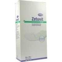 Zetuvit Plus extrastarke Saugkompr steril10x20cm, 10 ST, Paul Hartmann AG
