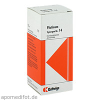 SYNERGON KOMPL PLATINUM 14, 50 ML, Kattwiga Arzneimittel GmbH