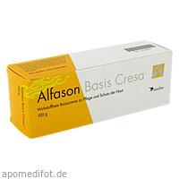 ALFASON BASIS CRESA, 100 G, Karo Pharma GmbH