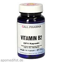 Vitamin B2 GPH Kapseln, 90 ST, Hecht-Pharma GmbH