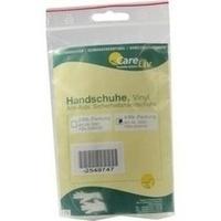 Handschuhe Vinyl Anti-Aids, 4 ST, Careliv Produkte Ohg