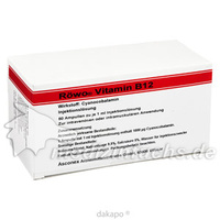 VITAMIN B12 ROEWO 1000ug, 50X1 ML, Medphano Arzneimittel GmbH