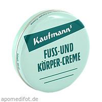 KAUFMANNS FUSS U KOERPER, 50 ML, Walter Kaufmann Nachf. GmbH