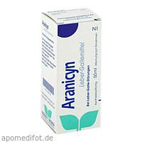Aranicyn Leber-Gallemittel, 50 ML, Weber & Weber GmbH & Co. KG